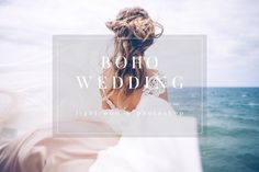 Boho Toned Wedding Preset LR & PS - Actions (affiliate)