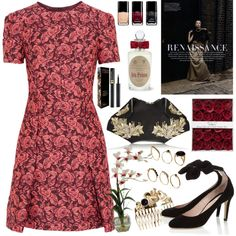 How To Wear Embellished Outfit Idea 2017 - Fashion Trends Ready To Wear For Plus Size, Curvy Women Over 20, 30, 40, 50