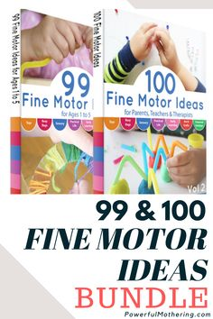 Are you seeking for ways to encourage your child's growth by engaging him or her in interesting eduLook no further! Check out the blog for more details on over 99 & 100 Fine Motor Ideas Bundle! These educational bundles will surely help hone and boost your child's creativity, I guarantee! Simply take your pick from this wide range of DIY crafts and homemade activities, it's that easy! What are you waiting for? You know these are calling your name! #finemotorskills #toddler #preschooleractivities Educational Activities, Preschool Activities, Parenting Advice, Kids And Parenting, Practical Life, Creative Kids, Child Development, Fine Motor Skills, Cool Kids