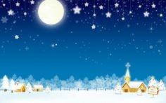 Wallpapers HD: Christmas Moon