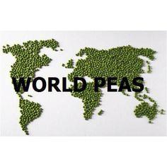 I want World Peas
