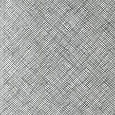 Carolyn Friedlander - Widescreen - Crosshatch in Black from Hawthorne Threads