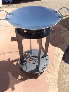 Disc It The Only Outdoor Cooking Device You Will Ever Need