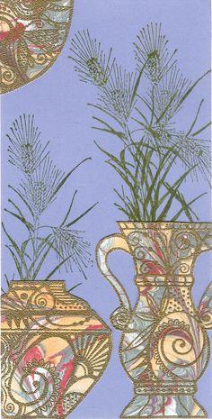 Card Vases