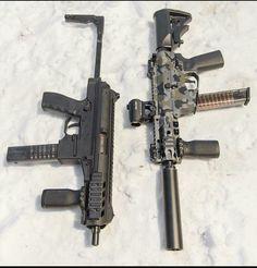 Weapons Guns, Guns And Ammo, Tactical Accessories, Ar 15 Builds, Submachine Gun, Weapon Concept Art, Cool Guns, Tactical Knives, Shotgun