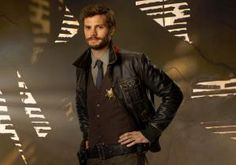 """A new actor has submitted to being tied up with """"Fifty Shades of Grey."""" Northern Irish actor Jamie Dornan has signed on to portray Christian Grey in the first movie adaptation of E.L. James' best-selling S&M-themed trilogy to replace Charles Hunnam, Variety reported."""