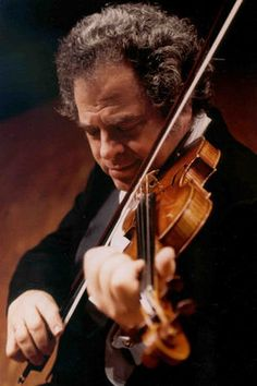 One of my favorite violinists of all time.  I have had the pleasure of meeting him on a few occasions.