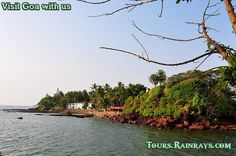 Tourist Attraction India: Beautiful Dona Paula Beach, Goa  | best tourist places