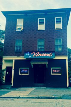 Love Neon Sign, Neon Signs, Boston Area, Bars And Clubs, Worcester, Massachusetts, Signage, Buildings, City