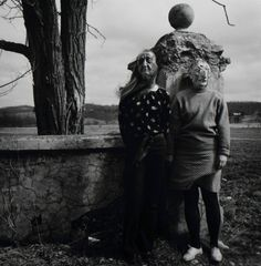 Ralph Eugene Meatyard, Lucybell Crater and her 15 year old Son's Friend, 1970-1971/1974, ClampArt