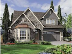 Eplans Cottage House Plan - Three Bedroom Cottage - 2230 Square Feet and 3 Bedrooms from Eplans - House Plan Code HWEPL65930