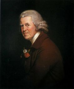 Old John, Head Waiter at the King's Head in Derby, c.1780 - Joseph Wright