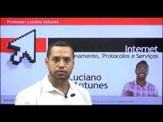AULA 01/06 - INTERNET, INTRANET E EXTRANET - PROFESSOR LUCIANO ANTUNES