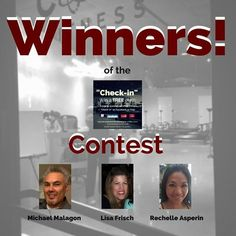 """Congratulations to the """"check-in"""" winners! This was so much fun we decided to do another contest. Do you want to guess what we're going to give away?  #coreplusfitness #oclife #winners #CheckINandWIN #lagree #orangecounty #oc #lagreefitness #fitness #fitnesslife #fitforlife #fitfam #fitnesslifestyle #gym #gymlife"""
