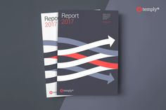 Annual Report by temply on Creative Market