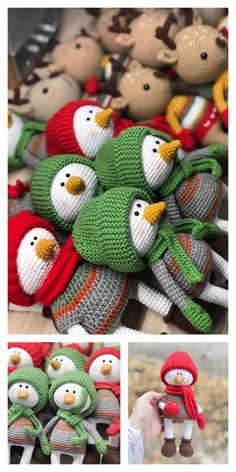 Amigurumi Snowman Free Pattern – Free Amigurumi Patterns Amigurumi Snowman Free Pattern – Free Amigurumi Patterns Always aspired to be able to knit, nevertheless not certain how. Crochet Snowman, Christmas Crochet Patterns, Crochet Christmas Ornaments, Crochet Animal Patterns, Amigurumi Patterns, African Flower Crochet Animals, Crochet Hat Tutorial, Easy Crochet Slippers, Crochet Dolls