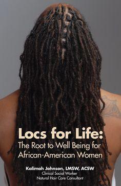 Kalimah Loc Mama Johnson S Locs For Life Book Cover Beautiful