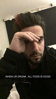 Jack Barakat 2 March 2016 snap chat