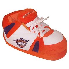 Phoenix Suns Nba Boot Slipper  http://allstarsportsfan.com/product/phoenix-suns-nba-boot-slipper/  ROBERT HERJAVEC SHARK TANK PRODUCT! FREE RETURNS & EXCHANGES, CLICK HERE ON MOBILE FOR SIZES AND INFO Indoor Slippers, OFFICIALLY LICENSED