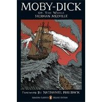 Livros Moby-Dick: or, The Whale (Penguin Classics Deluxe Edition) - Herman Melville (0143105957)