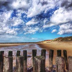 Hier aan de kust, de Zeeuwse kust.., Vlissingen, Zeeland, Netherlands #visitholland Foto: Petra Simons
