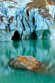 Angel Glacier, Jasper National Park, Alberta Canada  CHERIE
