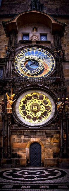 Praque Astronomical Clock