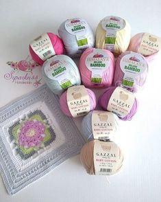 Best 11 Granny square with interesting color combination – SkillOfKing. Crochet Mandala Pattern, Granny Square Crochet Pattern, Crochet Flower Patterns, Crochet Chart, Crochet Squares, Crochet Blanket Patterns, Crochet Blocks, Crochet Bedspread, Crochet Doilies