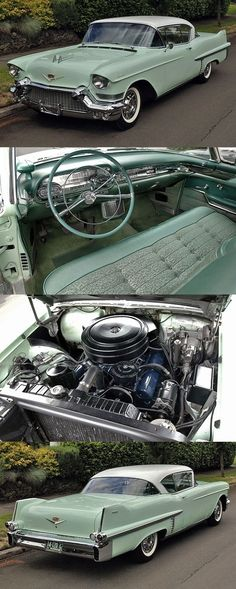 1957 Cadillac Series 62 Coupe :)