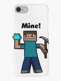 Minecraft Mining art