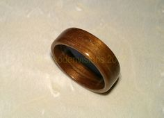 Coupon Code Year15 Hand Made ( Bentwood Method ) Black Walnut Wooden Ring