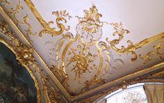 Paris, hôtel de Boisgelin ou de La Rochefoucauld-Doudeauville, grand salon, 1733  #Rococo