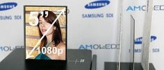 Le Super AMOLED Full HD, c'est pour bientôt