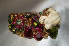 Wendy Gell Frog Bracelet