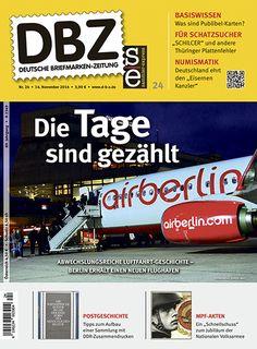 DBZ Titelbild 24/2014