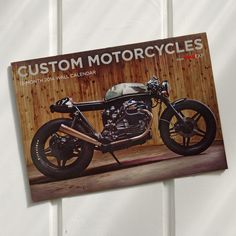The world's most prestigious motorcycle calendar is back on sale. The 2014 edition of the famous Bike EXIF wall calendar showcases 13 of the world's best bikes, including Walt Siegl's Leggero, Classified Moto's KT600 and the Wrenchmonkees' brutal Yamaha XJR1300 'Monkeefist.'