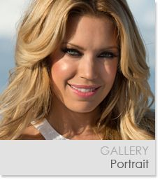 Portrait Gallery, Sylvie van der Vaart from Benedikt Haack Photography