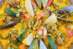 Filipino Foods Recipes: Paella