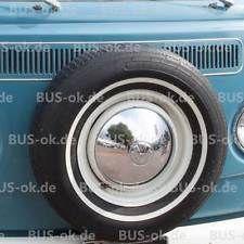 VW Bus T1 und T2a Reserveradhalter  bis 7.1970 Exklusiv bei BUS-ok