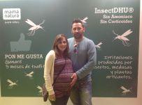 Concurso InsectDHU.  Mama Natura en Bebé&Mamas Barcelona 2016