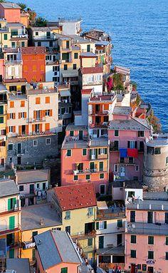 Photo tours of Cinque Terre, Italy