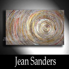 Acrylmalerei - JEAN SANDERS --TIEFE STRUKTUR --- GEMÄLDE - ein Designerstück von JeanSanders bei DaWanda Texture Painting On Canvas, Small Canvas Paintings, Abstract Canvas Art, Diy Canvas Art, Abstract Oil, Acrylic Art, Glitter Canvas, Texture Art, Oeuvre D'art