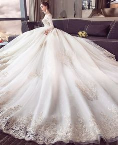 Luxury Elegant wedding dress, charming custom made Princess Wedding Dresses, Dream Wedding Dresses, Weeding Dress, Bridal Dresses, Wedding Gowns, Amazing Wedding Dress, Elegant Wedding Dress, Ball Dresses, Ball Gowns
