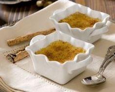 Petite cr�me br�l�e au foie gras Ingr�dients