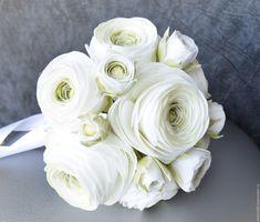 """Купить Свадебный букет """"Нежность"""" - белый, букетик, букет невесты, свадебный букет, свадьба"""