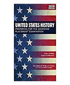 United States History: Preparing for the Advanced Placement Examination, 2018 Edition by John J Newman - Perfection Learning - Laura Test Taking Skills, College Board, Vocabulary Building, Content Area, Ebooks Online, English Words, Ielts, Social Science, New Words