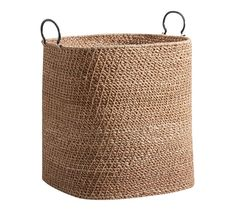 Light Twist and Knot Baskets | Pottery Barn