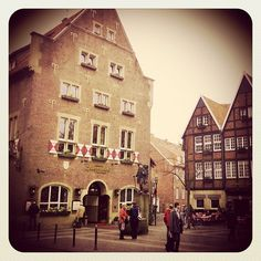 Shopping in Münster with @cluntje
