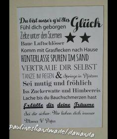 Print, Poster DIN A3 Format auf hochwertigen Fotopapier glossy gedruckt Der Name des Kindes kann gerne noch mit aufgedruckt werden, ohne Aufpreis ! Größe A3 17,90 Euro zzgl 4,50 Euro Versand...
