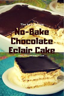 We always make cuisine our priority and we are always happy to find recipe ideas that always inspire us to the spirit of cooking. Easy Eclair Recipe, Chocolate Eclair Recipe, Best Cookie Recipes, Sweet Recipes, Cake Recipes, Dessert Recipes, Party Desserts, Sweet Desserts, Dessert For Dinner